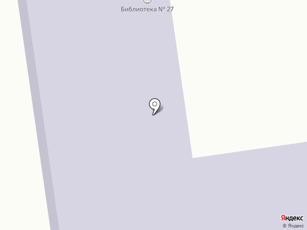 Вятская детская школа искусств на карте Садаковского