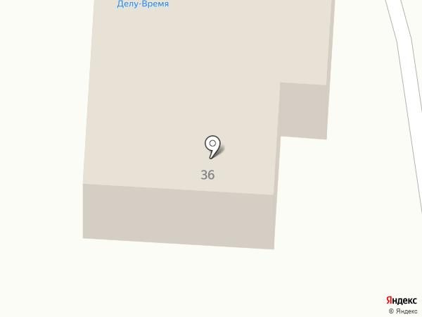Qiwi на карте Садаковского