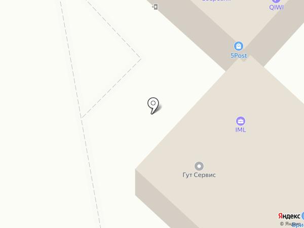 Пятёрочка на карте Ганино