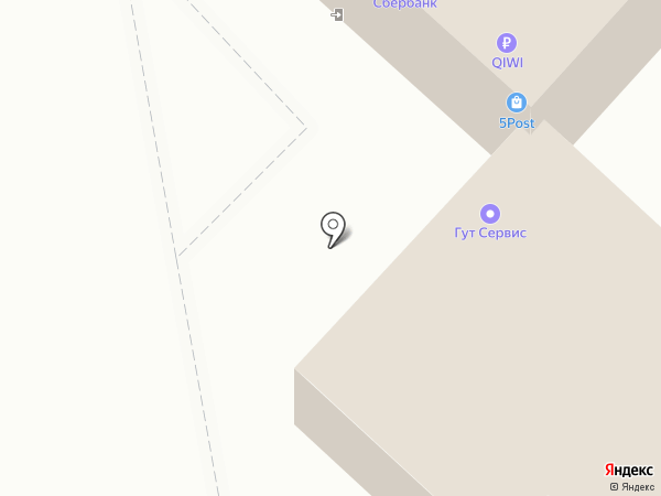 Парфюм на карте Ганино