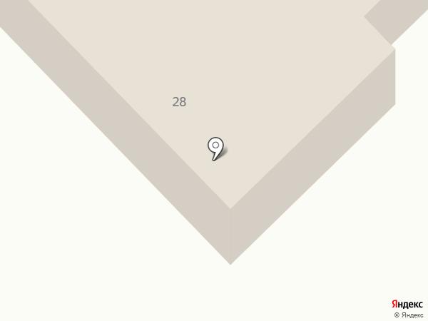 Нафаня на карте Ганино