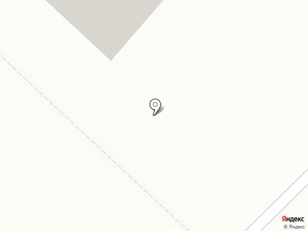 Красное & Белое на карте Ганино