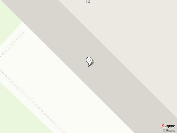 Кировское производственно-строительное управление-7 на карте Ганино