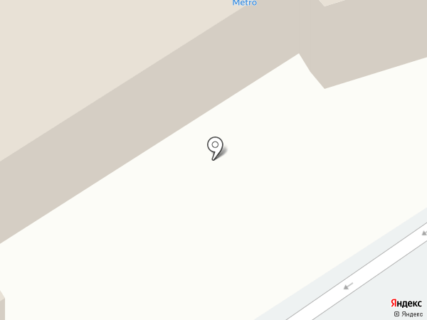 Элекснет на карте Кирова
