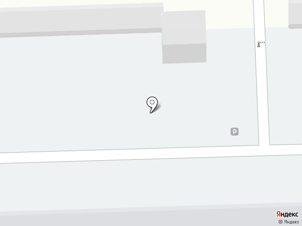 Автостоянка 2005 на карте Кирова