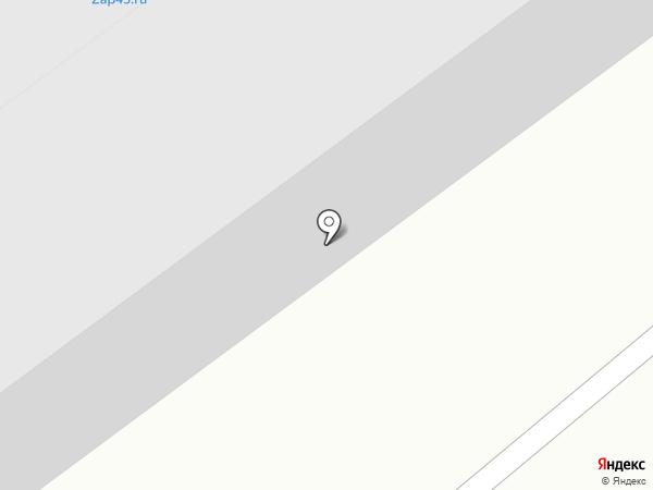 Страховой агент на карте Кирова