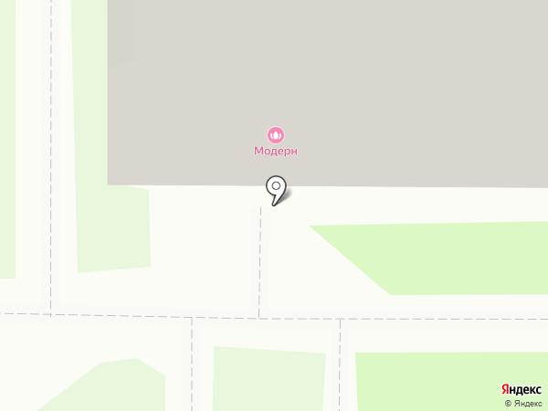 Кабинет учителя-логопеда на карте Кирова