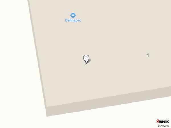 Саудагарь на карте Зеленовки