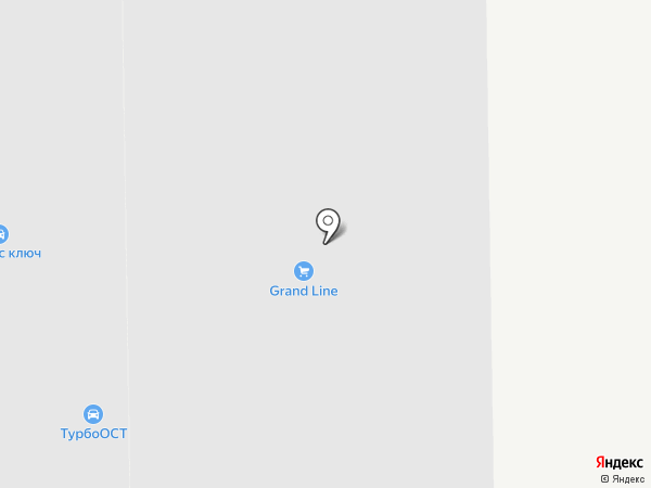 Мебельная Фурнитура на карте Кирова