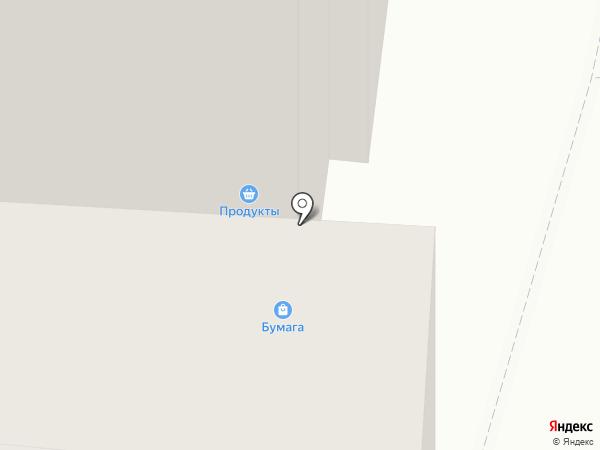Гостиница на карте Кирова