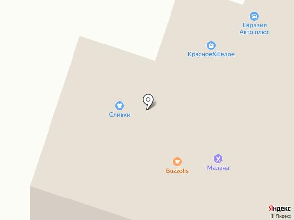 Шалман на карте Кирова