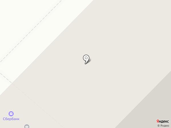 Красное & Белое на карте Кирова