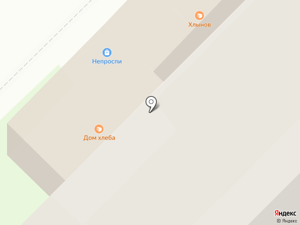 Мастерская на карте Кирова