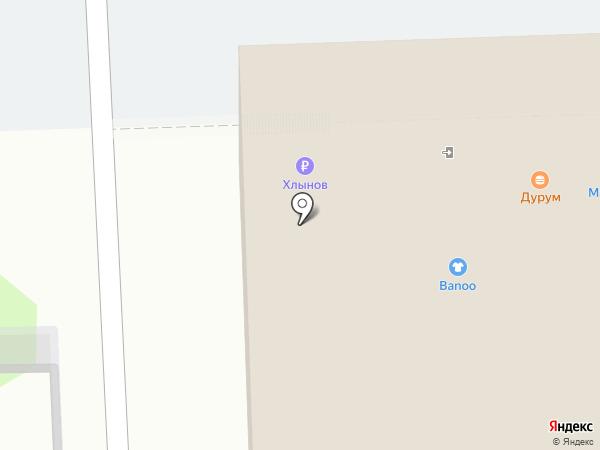 Магнит на карте Кирова