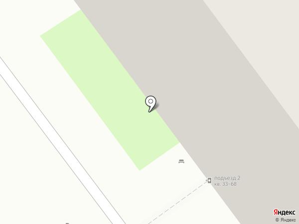 Симба на карте Кирова