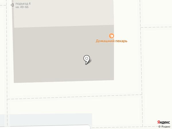 Хороший пекарь на карте Кирова