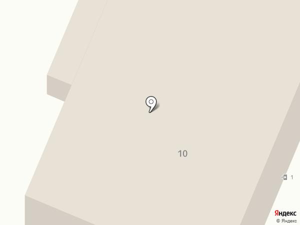 Банька на карте Кирова