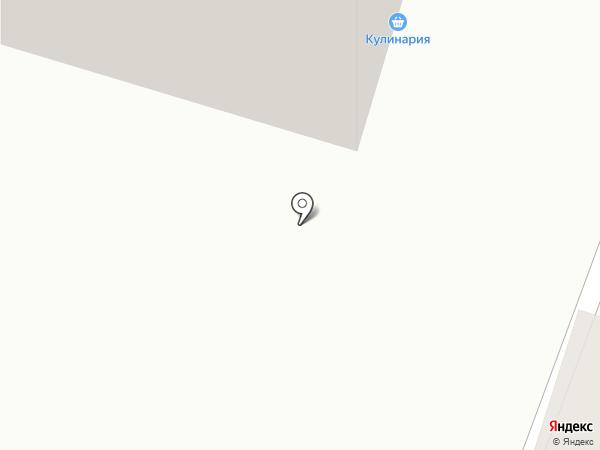 Будерус на карте Кирова