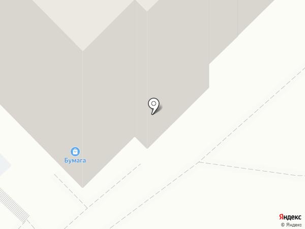 Шелковая нить на карте Кирова