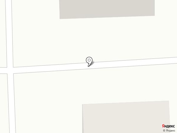 Первый Автомобильный на карте Кирова