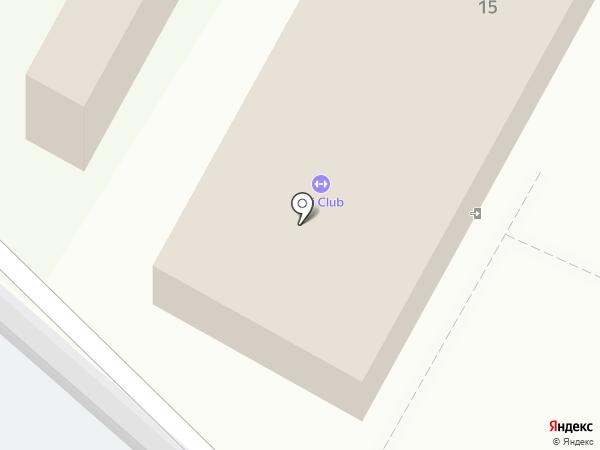 Тортуга на карте Кирова