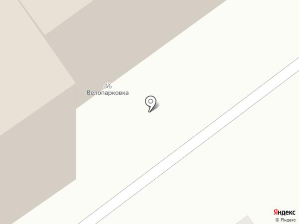 Скалодром на карте Кирова