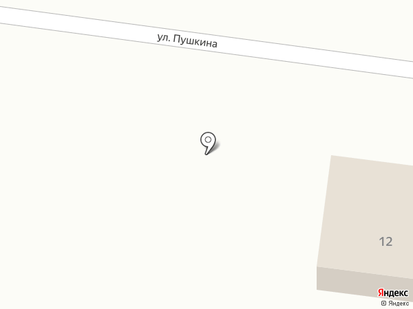 Добровольная пожарная команда на карте Тольятти