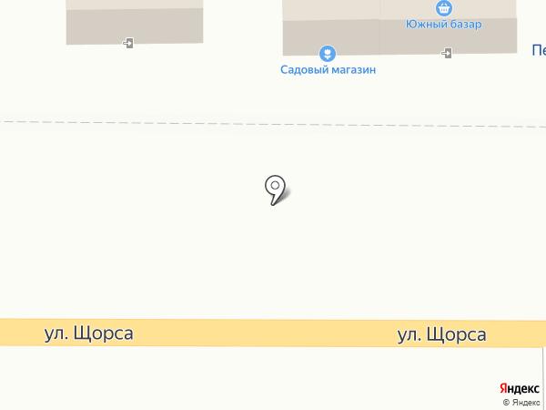 Салют №1 на карте Кирова