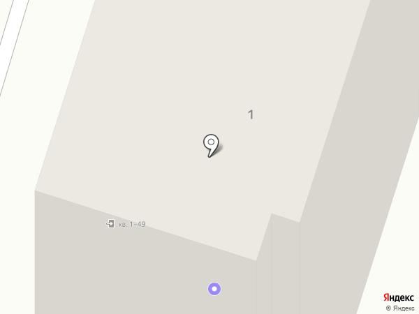Строительно-ремонтная компания на карте Кирова