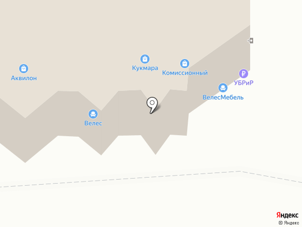 Многопрофильная компания на карте Кирова