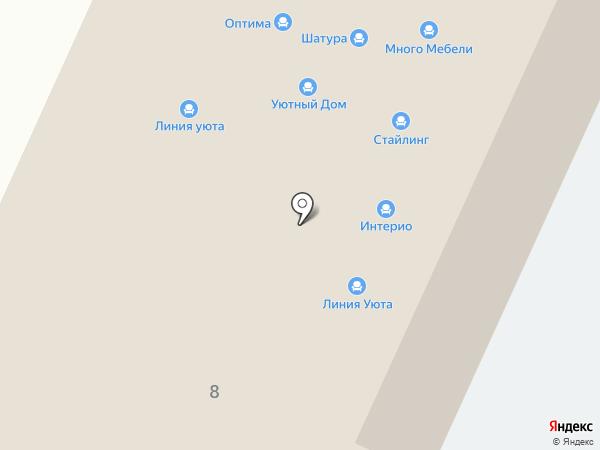 CRAFT на карте Кирова