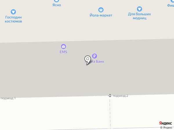 Вятка-Вет на карте Кирова