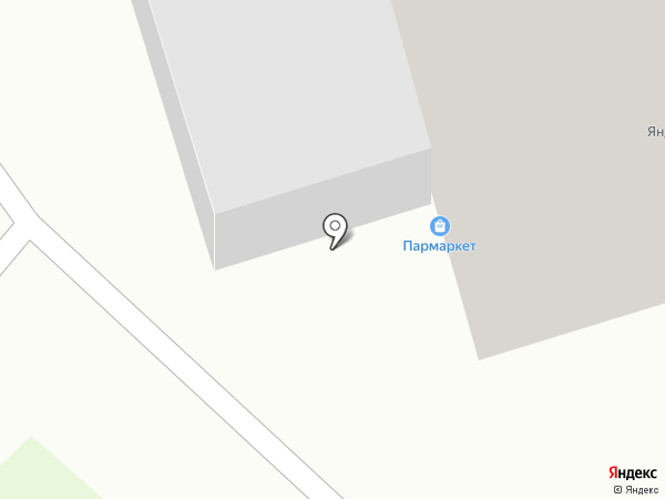 AUTOPARTS на карте Кирова