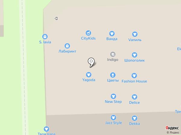 MEN`S STYLE на карте Кирова