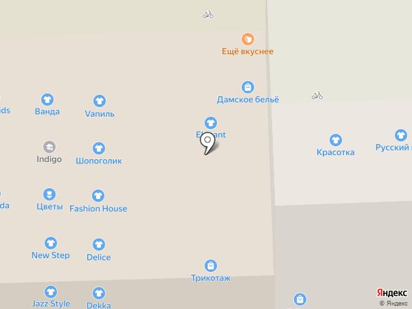 Ванда на карте Кирова
