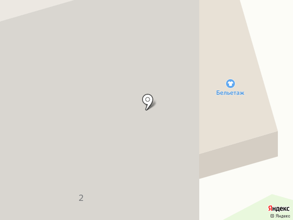 Строечка на карте Кирова