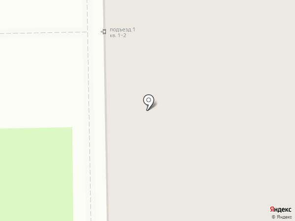 Общежитие на карте Кирова