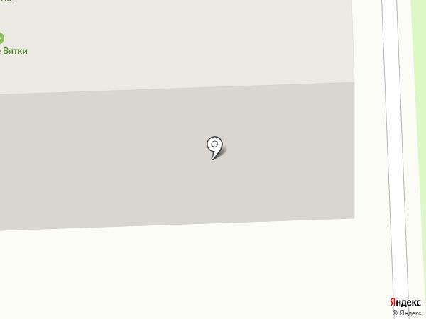 Салон художественных промыслов на карте Кирова