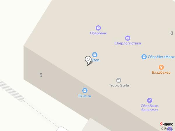 Plaza на карте Кирова