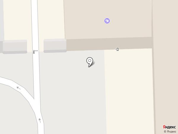 Белиссимо на карте Кирова