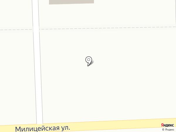Киоск по продаже овощей, фруктов и конфет на карте Кирова