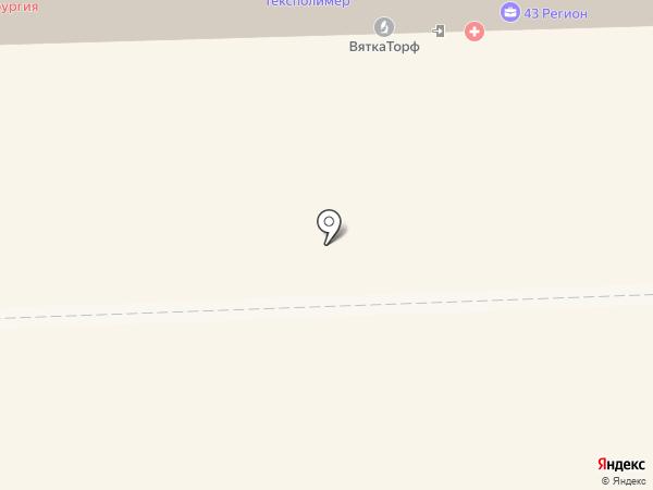 Респект на карте Кирова