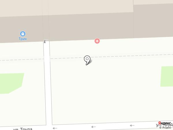 Севертекс на карте Кирова