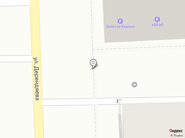 Платежный терминал, Уральский банк реконструкции и развития, ПАО на карте Кирова
