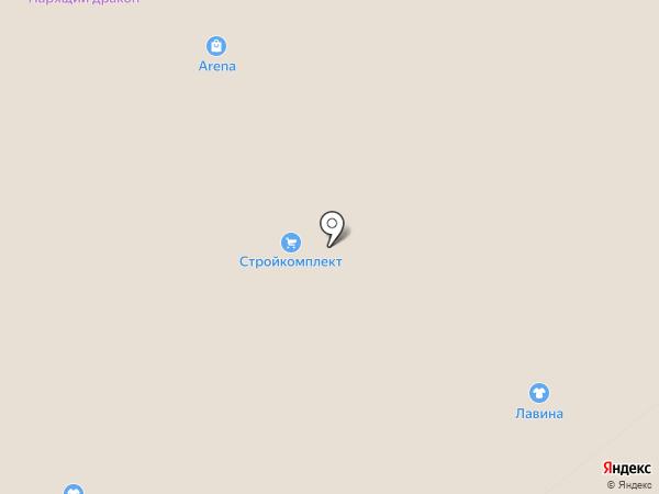 Миледи на карте Кирова