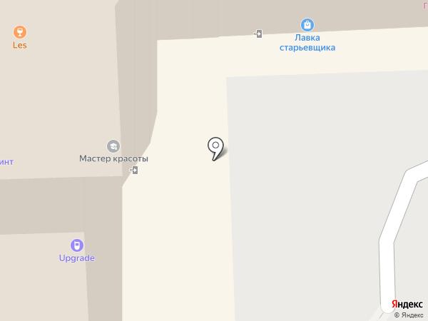 Горошинка на карте Кирова