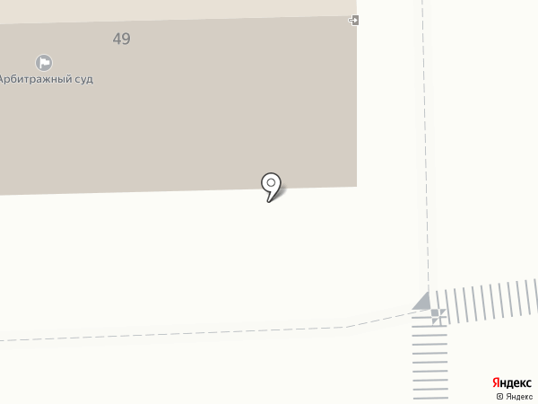 Арбитражный суд Кировской области на карте Кирова