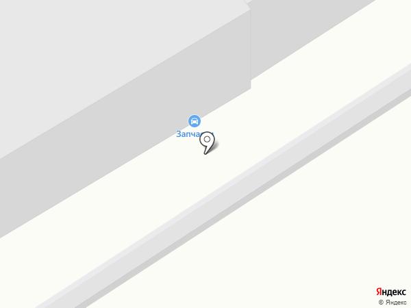 Магазин запчастей для автобусов ПАЗ, ЛИАЗ на карте Кирова