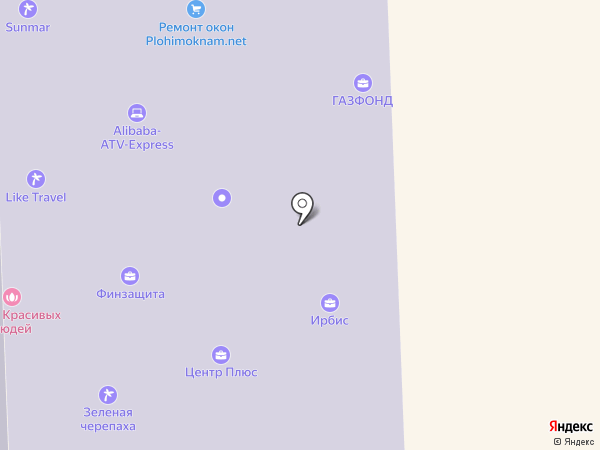 Девелоп-Центр на карте Кирова