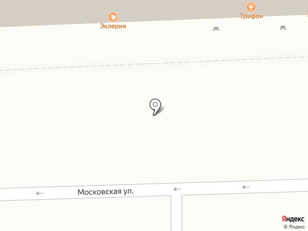 FLASH на карте Кирова
